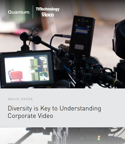 Diversity is Key to Understanding Corporate Video