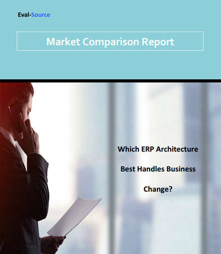 Which ERP Architecture Best Handles Business Change?