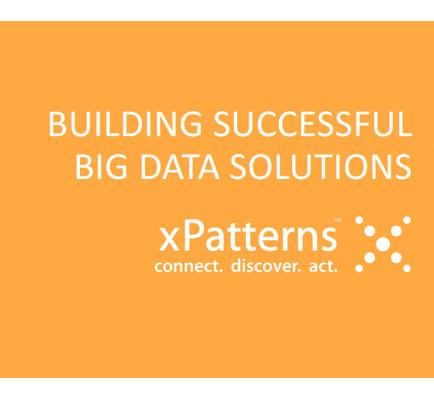 Building Successful Big Data Solutions