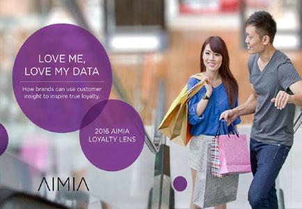 Aimia's Loyalty Lens 2016 global survey