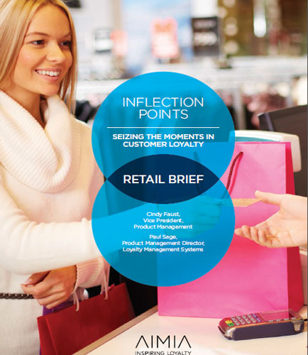 Inflection points key to driving brand loyalty