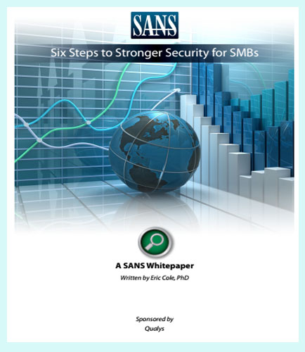Six Steps to Stronger Security for SMBs