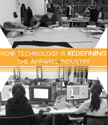 How Technology is Redefining the Apparel Industry