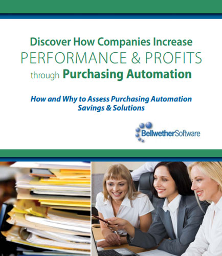 Discover How Companies Increase Performance and Profits through Purchasing Automation