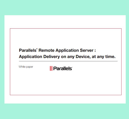 Seamless Application Delivery on any Device, at any time