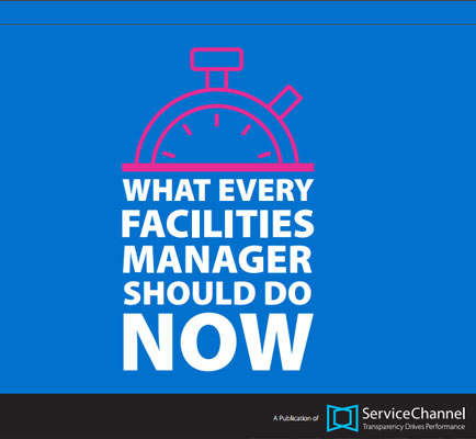 What Every Facilities Manager Should Do Now