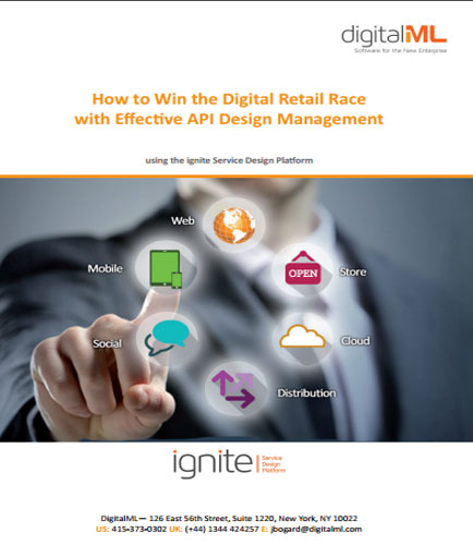 How to Win the Digital Retail Race with Effective API Design Management