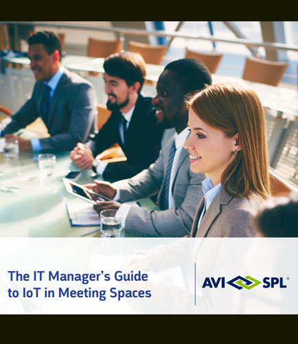 The IT Manager's Guide to IoT in Meeting Spaces