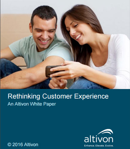 Rethinking customer experience