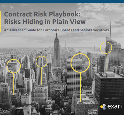 Contract Risk Playbook: Risks Hiding in Plain View