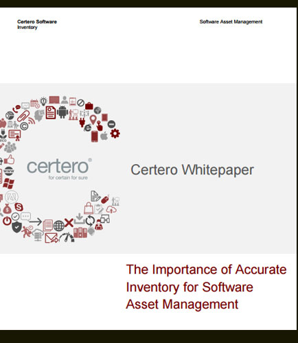 The Importance of Accurate Inventory for Software Asset Management