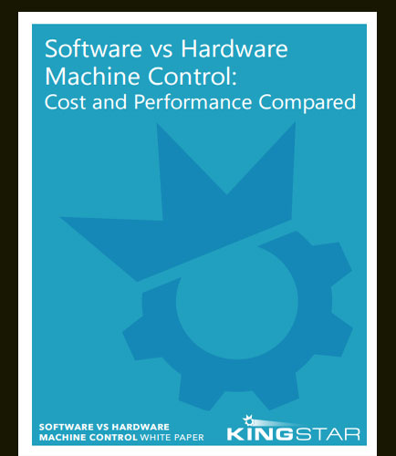 Software vs Hardware Machine Control: Cost and Performance Compared