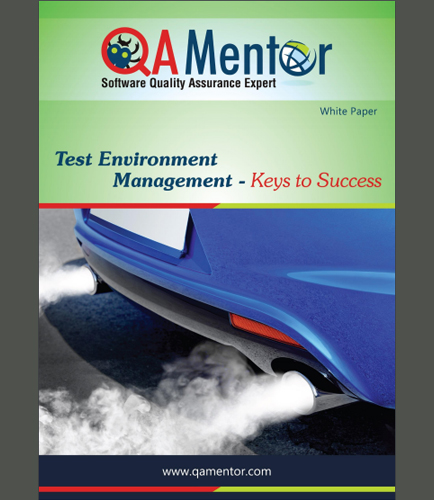 Test Environment Management -Key to Success