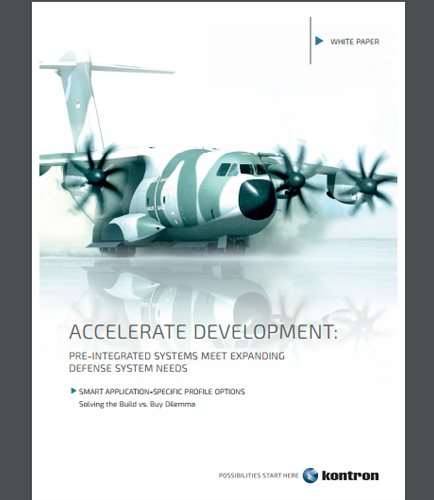 Accelerate Development: Pre-Integrated Systems Meet Expanding Defense System Needs