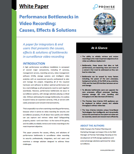 Performance Bottlenecks in Video Recording: Causes, Effects & Solutions