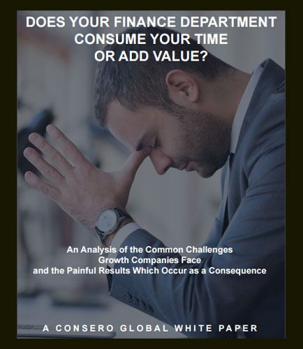 Does Your Finance Department Consume Your Time Or Add Value?