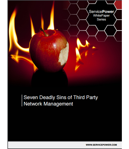 Managing Third Party Contractors in Network Management :Seven Deadly Sins