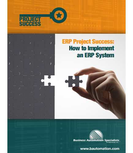 ERP Project Success: How to Implement an ERP System