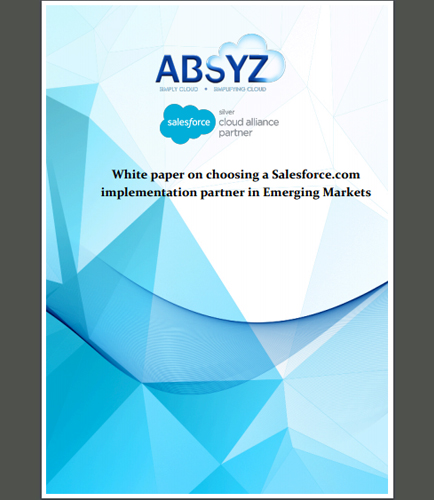 Choosing a Salesforce.com Implementation Partner in Emerging Markets
