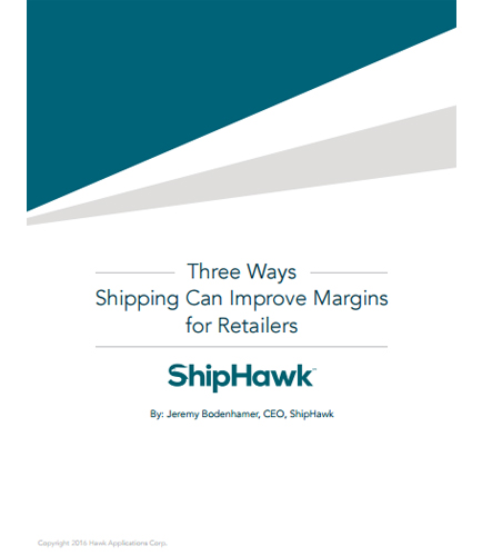 Three Ways Shipping Can Improve Margins for Retailers