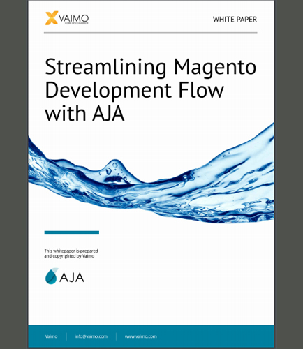 Streamlining Magento Development Flow with AJA