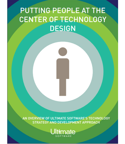 Putting People at The Center of Technology Design