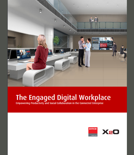The Engaged Digital Workplace:Empowering Productivity and Social Collaboration in the Connected Enterprise
