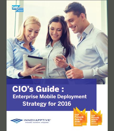 CIO's Guide: Enterprise Mobile Deployment Strategy for 2016
