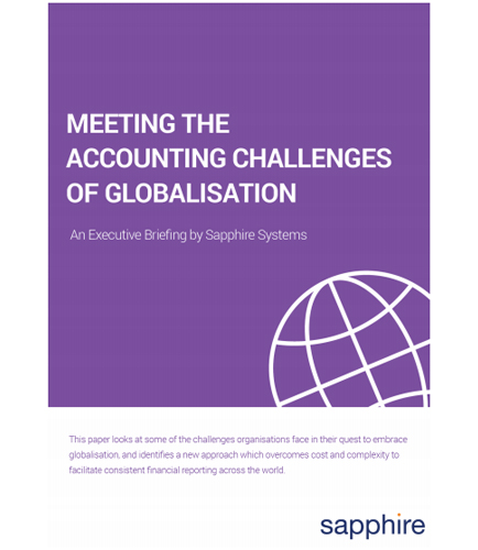 Meeting the Accounting Challenges of Globalisation