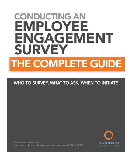 Conducting An Employee Engagement Survey:Who to Survey, What to ask, When to Initiate