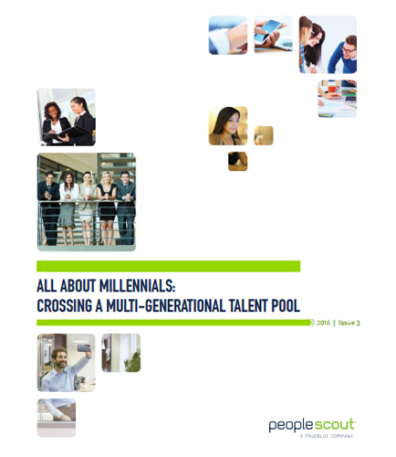 All About Millennials: Crossing A Multi-Generational Talent Pool