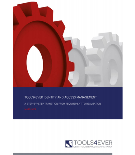 Identity And Access Management: A Step-By-Step Transition