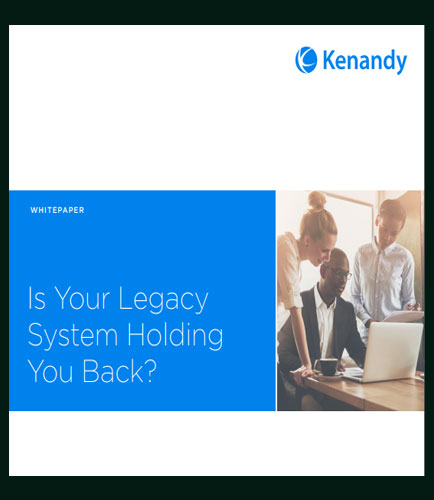 What if your legacy system could be the root cause of issues?
