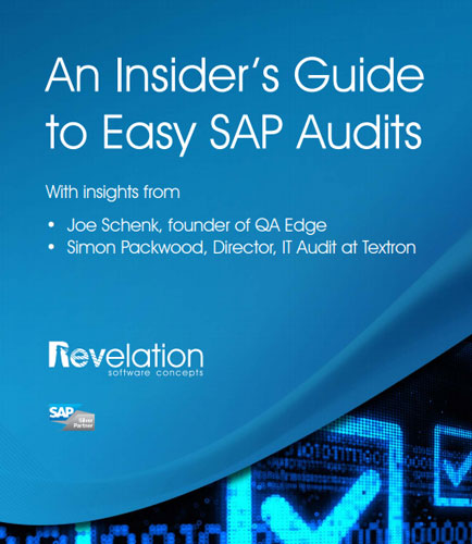 An Insider's Guide to Easy SAP Audits