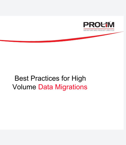 Best Practices For High Volume Data Migration