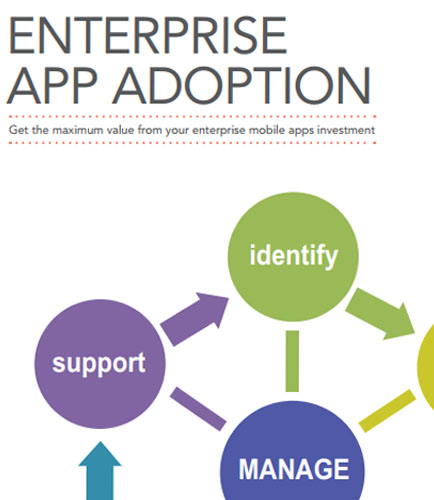 Enterprise App Adoption: Get the Maximum Value from Your Enterprise Mobile Apps Investment