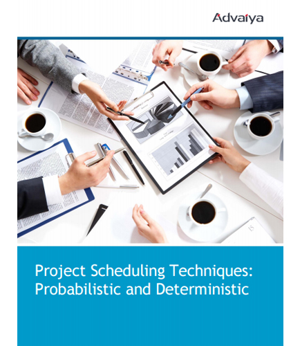 Project Scheduling Techniques: Probabilistic and Deterministic
