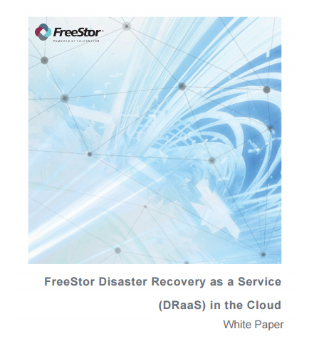 Disaster Recovery as a Service (DRaaS) in the Cloud