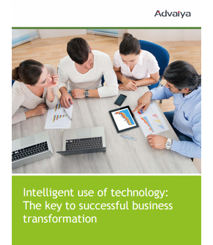 Intelligent Use of Technology: The Key to Successful Business Transformation