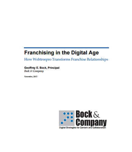 Franchising in the Digital Age