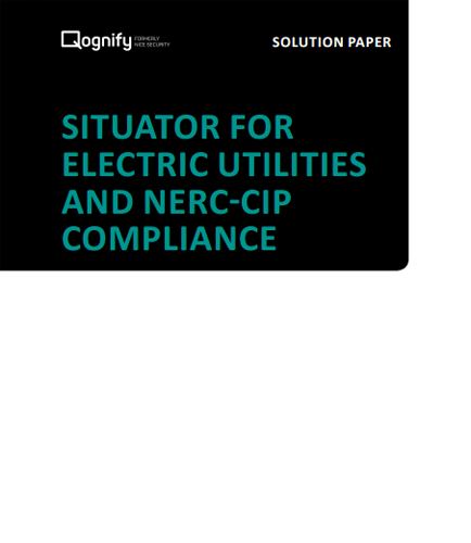 Situator for Electric Utilities and NERC-CIP Compliance