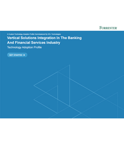 Vertical Solutions Integration In The Banking And Financial Services Industry