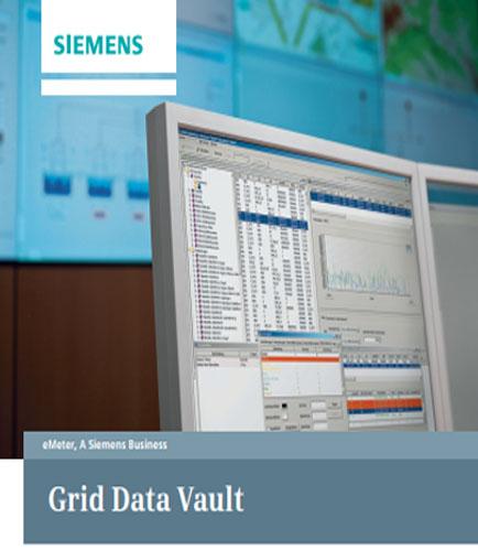 Grid Data Vault:Data Management for Smart Grid Applications