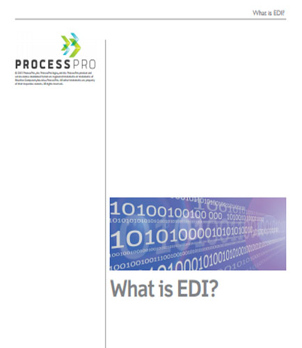 What is Electronic Data Interchange (EDI) Application?