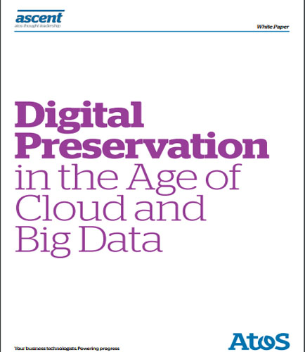 Digital Preservation in the Age of Cloud and Big Data
