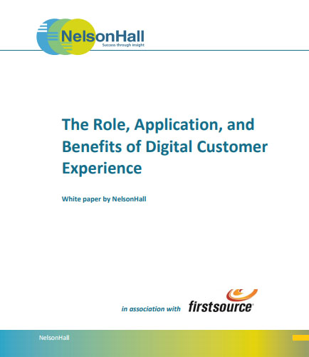 The Role, Application and Benefits of Digital Customer Experience