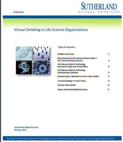 How to face Life Sciences sales organizations