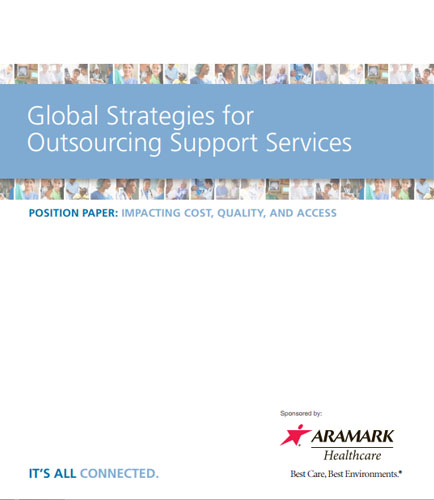 Global Strategies for Outsourcing Support Services