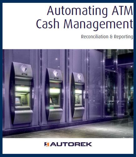 Automating ATM Cash Management