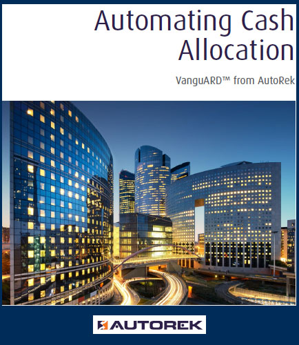 Automating Cash Allocation